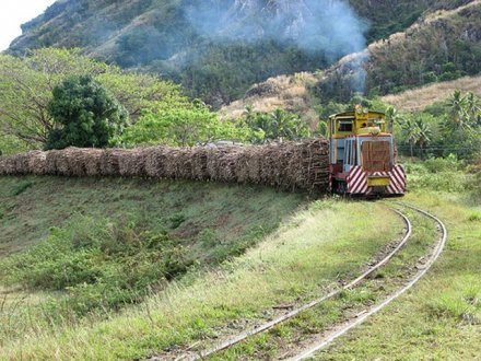 sugar cane train fiji 20120423
