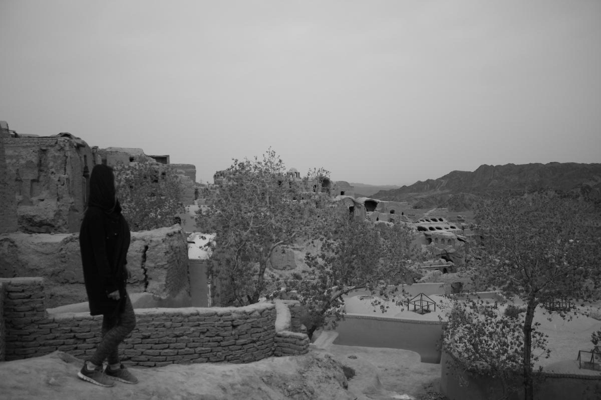 Kharanaq, la cité oubliée...